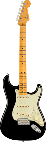 Fender American Professional II Stratocaster® Maple Fingerboard Black