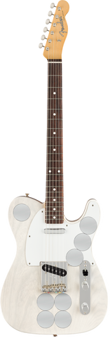 Fender Jimmy Page Mirror Telecaster® Rosewood Fingerboard White Blonde