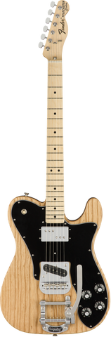 Fender 2018 Limited Edition '72 Telecaster Custom w/ Bigsby Maple Fingerboard Natural