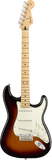 Fender Player Stratocaster® Maple Fingerboard 3-Color Sunburst