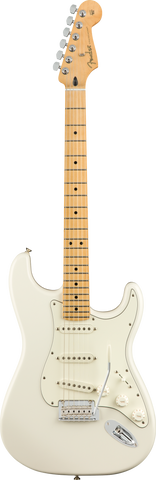 Fender Player Stratocaster® Maple Fingerboard Polar White