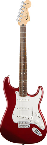 Fender Standard Stratocaster® Rosewood Fingerboard Candy Apple Red