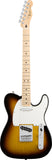 Fender Standard Telecaster® Maple Fingerboard Brown Sunburst