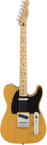 Fender Standard Telecaster Maple Fingerboard Butterscotch Blonde