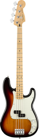 Fender Player Precision Bass® Maple Fingerboard 3-Color Sunburst
