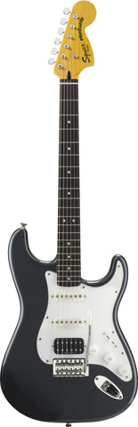 Squier Vintage Modified Stratocaster® HSS Rosewood Fingerboard Charcoal Frost Metallic