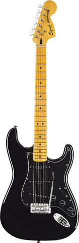 Squier Vintage Modified '70s Stratocaster® Maple Fingerboard Black