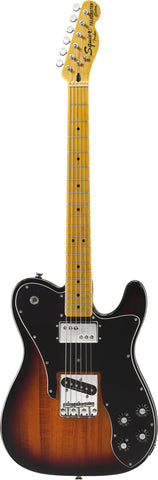 Squier Vintage Modified Telecaster® Custom Maple Fingerboard 3-Color Sunburst