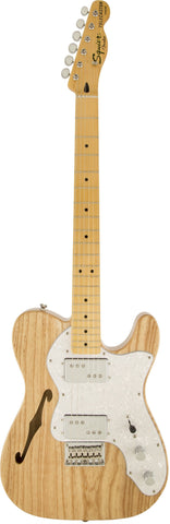 Squier Vintage Modified '72 Telecaster Thinline Maple Fingerboard Natural