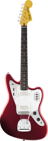 Squier Vintage Modified Jaguar® Rosewood Fingerboard  Candy Apple Red