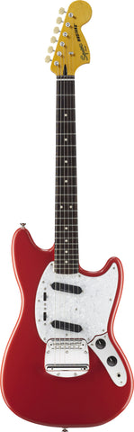 Squier Vintage Modified Mustang® Rosewood Fingerboard Fiesta Red