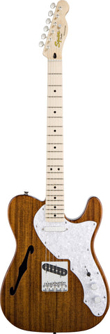 Squier Classic Vibe Telecaster® Thinline Maple Fingerboard Natural
