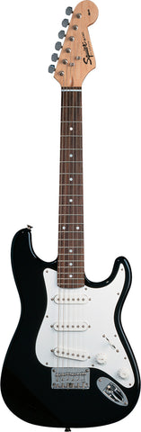 Squier Affinity Series™ Mini Stratocaster® Rosewood Fingerboard Black