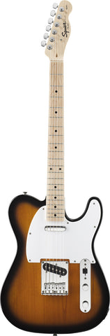 Squier Affinity Series™ Telecaster® Maple Fingerboard 2-Color Sunburst