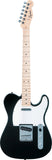 Squier Affinity Series™ Telecaster® Maple Fingerboard Black