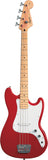 Squier Bronco™ Bass Maple Fingerboard Torino Red