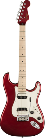 Squier Contemporary Stratocaster® HH Maple Fingerboard Dark Metallic Red