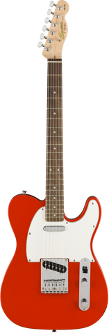 Squier Affinity Series™ Telecaster® Laurel Fingerboard Race Red