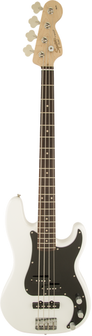 Squier Affinity Series™ Precision Bass® PJ Laurel Fingerboard Olympic White