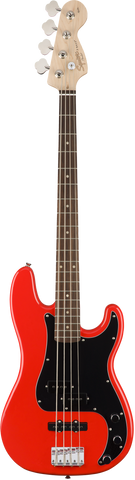 Squier Affinity Series™ Precision Bass® PJ Laurel Fingerboard Race Red