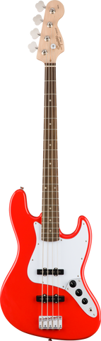 Squier Affinity Series™ Jazz Bass® Laurel Fingerboard Race Red