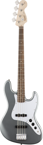 Squier Affinity Series™ Jazz Bass® Laurel Fingerboard Slick Silver