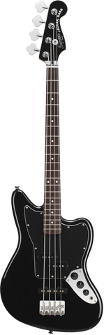 Squier Vintage Modified Jaguar® Bass Special SS (Short Scale) Laurel Fingerboard Black
