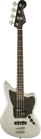 Squier Vintage Modified Jaguar® Bass Special SS (Short Scale) Laurel Fingerboard SIlver