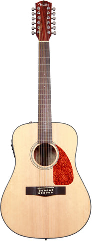 Fender CD-160SE 12-String Natural