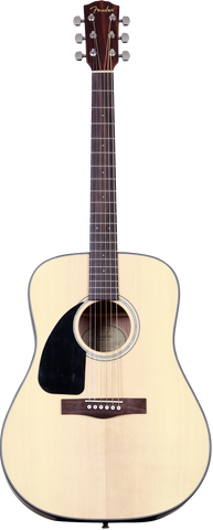 Fender CD-100 Left-Handed Natural Satin