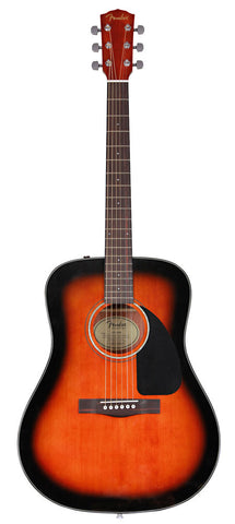 Fender CD-60 Sunburst