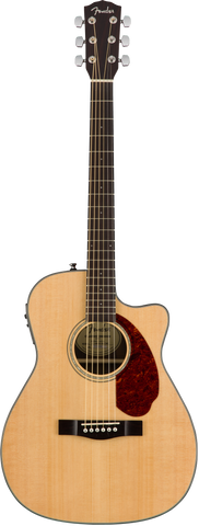 Fender CC-140SCE with Case Natural