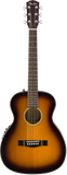 Fender CT-140SE Travel Guitar Sunburst with Case
