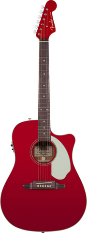 Fender Sonoran™ SCE Candy Apple Red