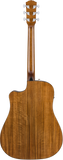 Fender CD-140SCE Walnut Fingerboard Natural w/case