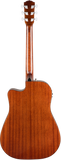 Fender CD-140SCE Walnut Fingerboard All-Mahogany w/Case