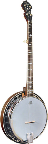 Gold Tone OB-150R Orange Blossom Banjo with Radiused Fingerboard