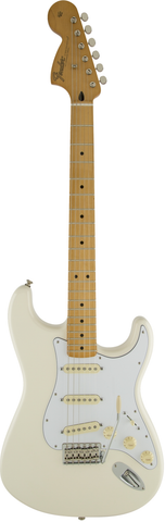 Fender Jimi Hendrix Stratocaster® Maple Fingerboard Olympic White