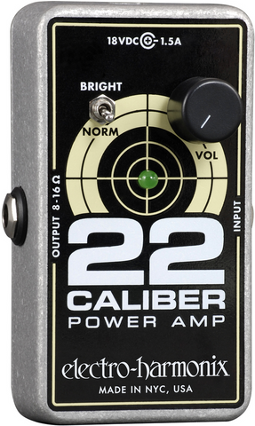Electro-Harmonix 22 Caliber Power Amp