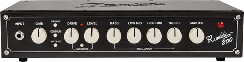 Fender Rumble™ 200 Head (V3)