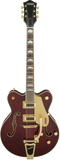 Gretsch G5422TG Electromatic® Hollow Body Double-Cut with Bigsby® and Gold Hardware Rosewood Fingerboard Walnut Stain
