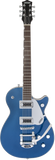Gretsch G5230T Electromatic® Jet™ FT Single-Cut with Bigsby® Black Walnut Fingerboard Aleutian Blue