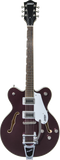 Gretsch G5622T Electromatic® Center Block Double-Cut with Bigsby® Laurel Fingerboard Dark Cherry Metallic