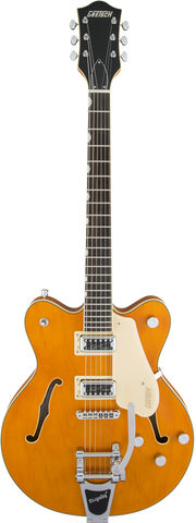 Gretsch G5622T Electromatic® Center Block Double-Cut with Bigsby® Rosewood Fingerboard Vintage Orange
