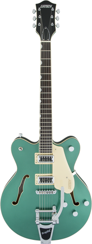 Gretsch G5622T Electromatic® Center Block Double-Cut with Bigsby® Rosewood Fingerboard Georgia Green