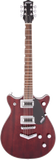 Gretsch G5222 Electromatic® Double Jet™ BT with V-Stoptail Laurel Fingerboard Walnut Stain