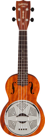 Gretsch G9112 Resonator-Ukulele Natural Semi-Gloss