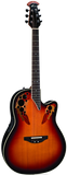 Ovation Elite® Standard Deep Contour New England Burst