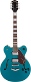 Gretsch G2622 Streamliner™ Center Block Double-Cut with V-Stoptail Laurel Fingerboard Ocean Turquoise