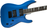 Jackson JS Series Dinky™ Arch Top JS22 DKA Amaranth Fingerboard Metallic Blue